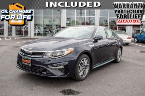 2020 Kia Optima Plug-In Hybrid EX